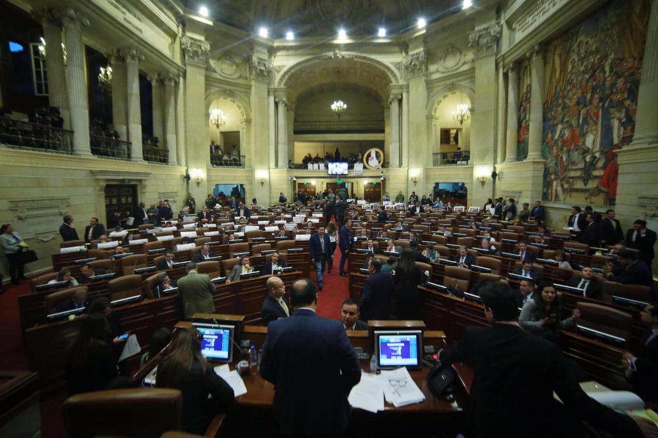 Aprobada en último debate Ley Estatutaria de la JEP