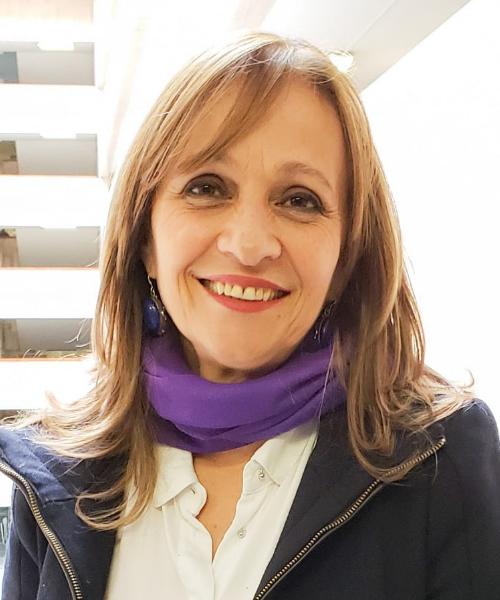 Imagen de la Representante Ángela María Robledo